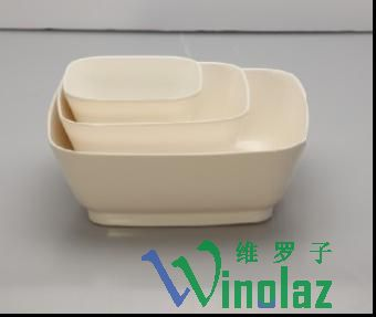 Bowl with square KF-47