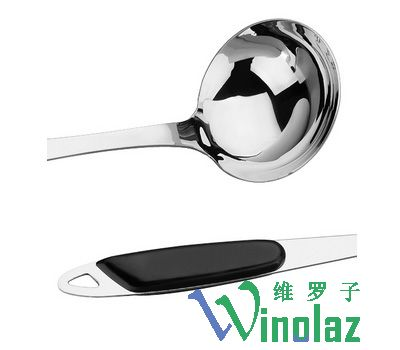3MM shank soup spoon stainless steel clip length 31..