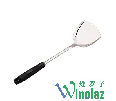 5MM stainless steel flat shovel handle fried width ..