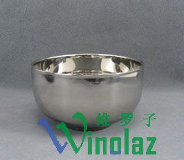 Welded bowls