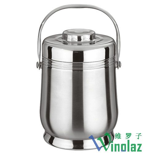 Silver arc insulation mention pot
