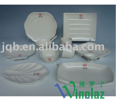 Tableware suit